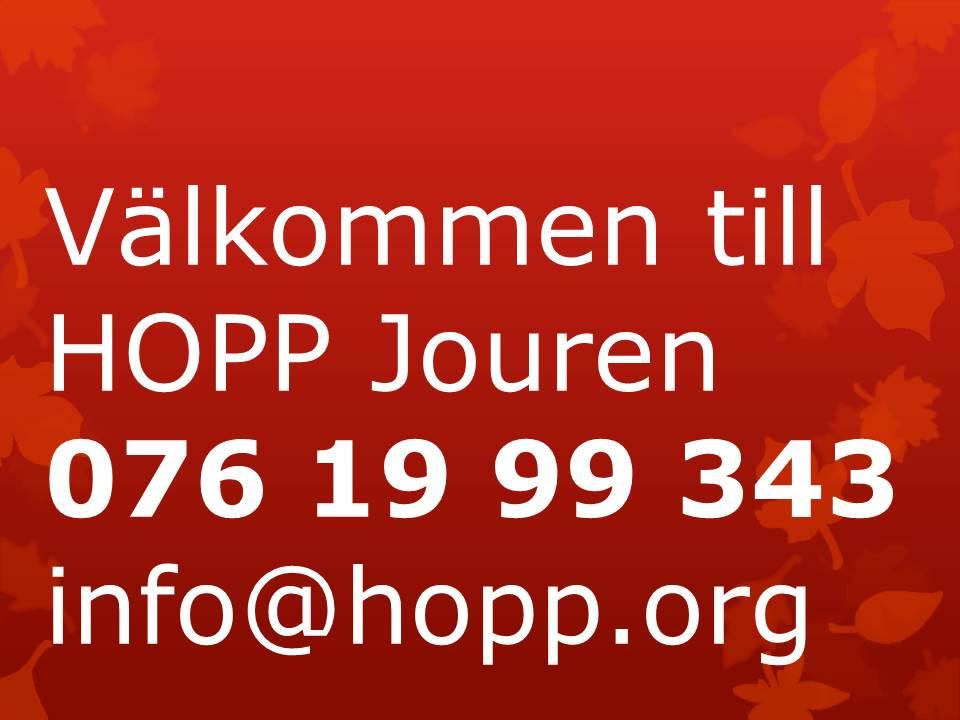 HOPP Jour